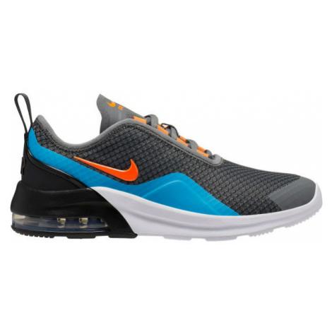 Nike AIR MAX MOTION 2 GS black - Children's leisure shoes