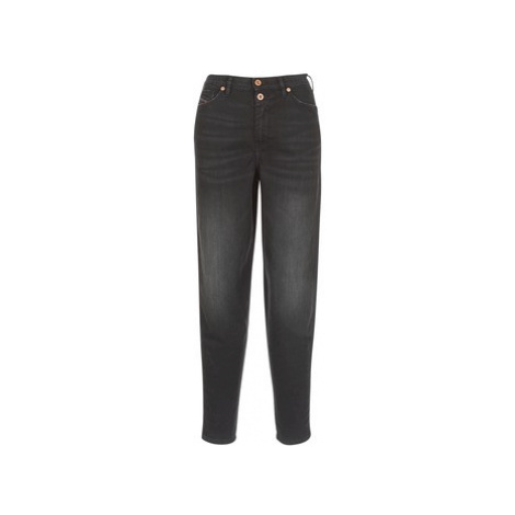 Diesel ALYS women's Jeans in Black