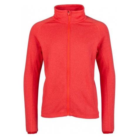 Arcore SYLVAN pink - Children's fleece sweatshirt