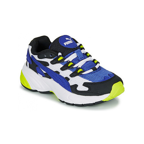 Puma CELL ALIEN OG PS girls's Children's Shoes (Trainers) in Blue