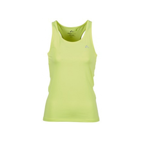 Only Play CLAIRE women's Vest top in Yellow