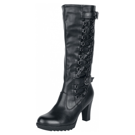 Gothicana by EMP - Artemisia - Boots - black