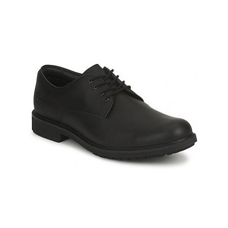 Timberland EK STORMBUCK PLAIN TOE OXFORD men's Casual Shoes in Black