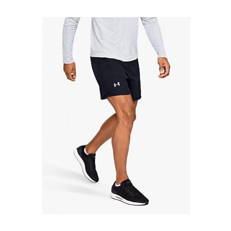 Under Armour Speedpocket 7 Running Shorts, Black