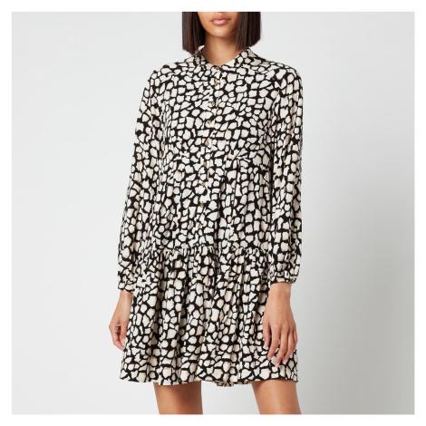 Whistles Women's Giraffe Trapeze Dress - Multi