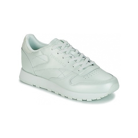 Reebok Classic CLASSIC LEATHER women's Shoes (Trainers) in Green