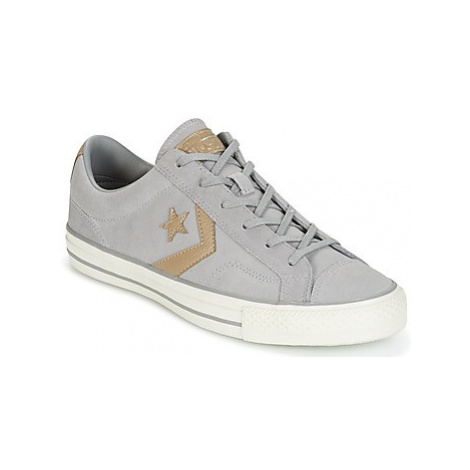 Converse STAR PLAYER men's Shoes (Trainers) in Grey