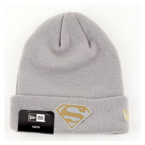 Kids New Era Child Character Cuff Superman Beige
