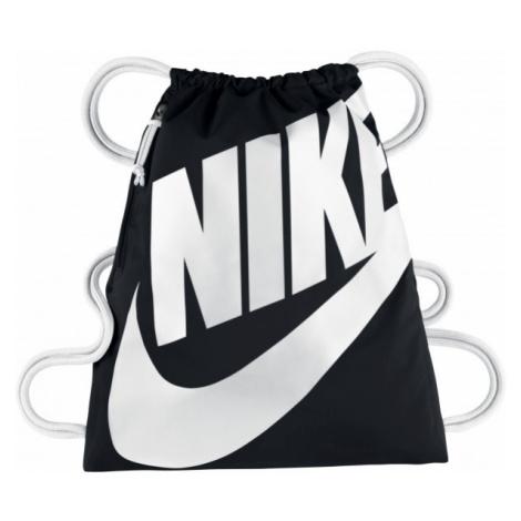 Nike HERITAGE GYMSACK black - Gym sack
