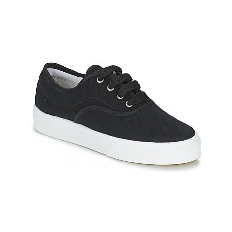 Yurban PLUO women's Shoes (Trainers) in Black