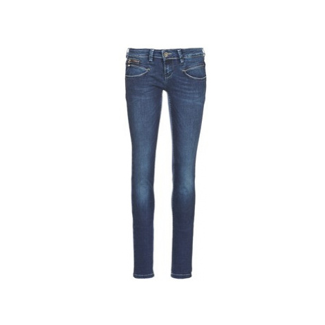 Freeman T.Porter ALEXA SLIM SDM women's Skinny Jeans in Blue Freeman T. Porter