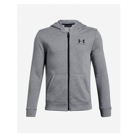Under Armour Kids Sweatshirt Grey