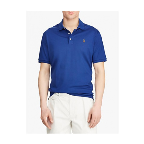Polo Ralph Lauren Custom Slim Fit Pima Cotton Polo Shirt