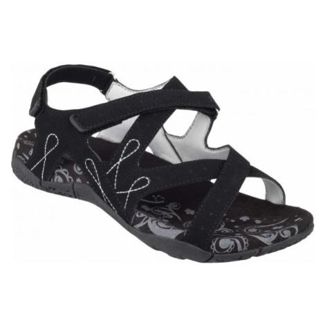 Loap ADEN black - Women's outdoor sandals
