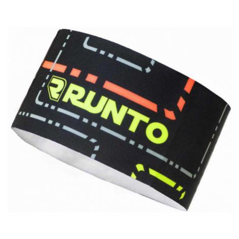 Runto NORA black - Sports headband
