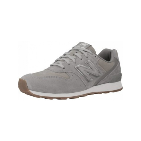 New Balance WR996 women's Shoes (Trainers) in Grey