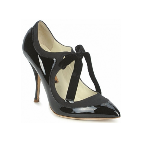 Rupert Sanderson BLAZE women's Court Shoes in Black