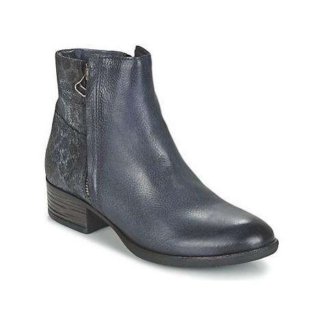 Dream in Green LAISTINA women's Mid Boots in Blue