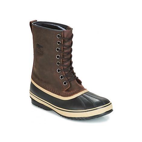 Sorel PREMIUM T men's Snow boots in Brown