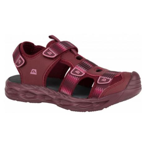 ALPINE PRO RICHO black - Kids' sandals