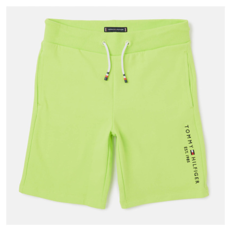 Tommy Hilfiger Boys' Essential Sweat Shorts - Sour Lime