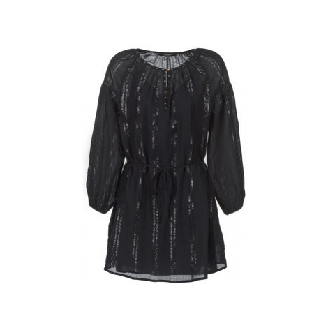Maison Scotch DRAGUO women's Dress in Black Scotch & Soda