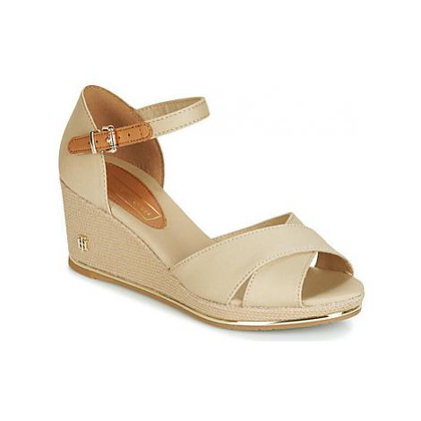 Tommy Hilfiger ESTELLA 2D women's Sandals in Beige