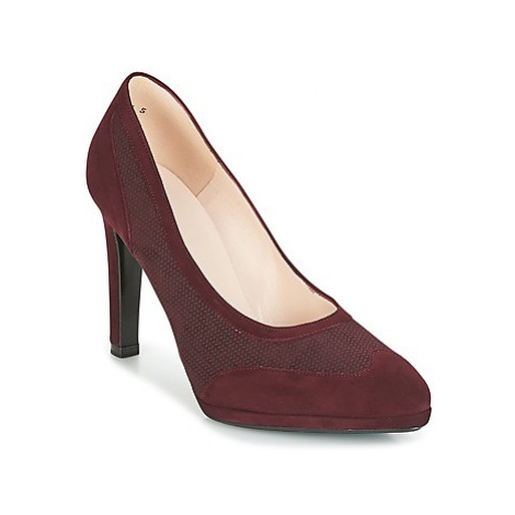 Peter Kaiser HERNA women's Court Shoes in Bordeaux