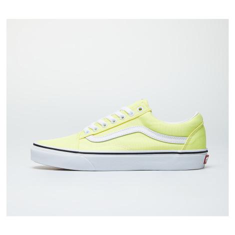 Vans Old Skool (Neon) Lemon Tonic/ True White
