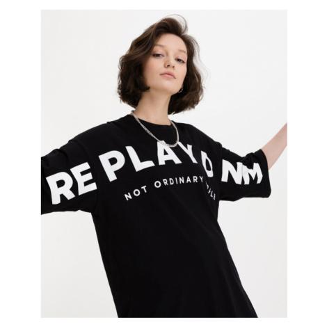 Replay T-shirt Black