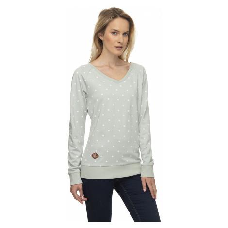 sweatshirt Ragwear Camila - 5036/Dusty Green - women´s