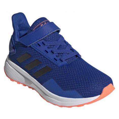 adidas DURAMO 9 C blue - Kids' running shoes