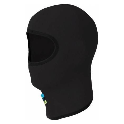 Lewro NITYA dark blue - Kids' fleece face mask