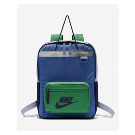 Nike Tanjun Backpack kids Blue Green