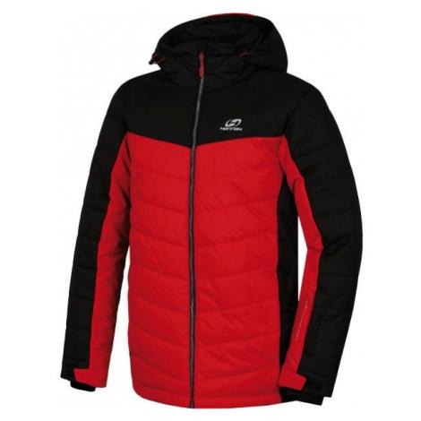 Hannah CORNELL red - Men's ski jacket