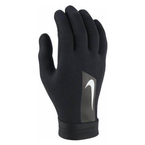 Nike HyperWarm Academy Football Gloves - Black