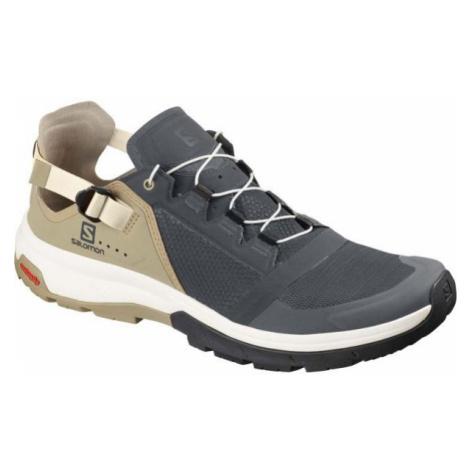 Salomon TECHAMPHIBIAN 4 grey - Men's hiking shoes