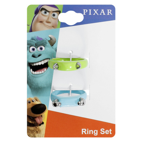 Monsters, Inc. - Mike and Sully - Ring - multicolour