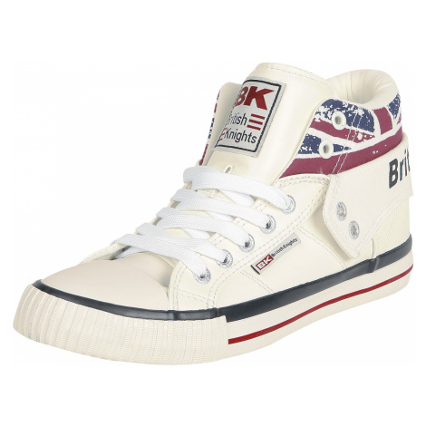 British Knights - Roco Union Jack - Sneakers - white