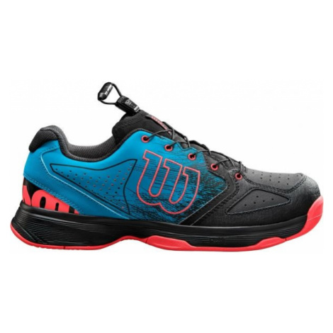 Wilson KAOS JUNIOR QL black - Children's tennis shoes