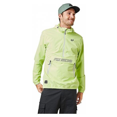 jacket Fox Savage Anorak - Lime - men´s
