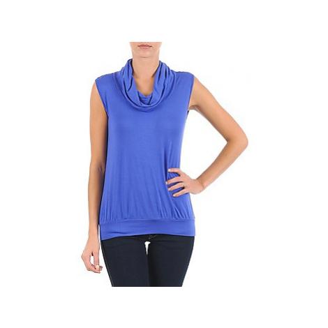 La City DEB women's Vest top in Blue
