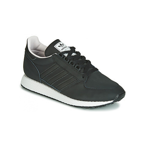 Adidas FOREST GROVE women's Shoes (Trainers) in Black