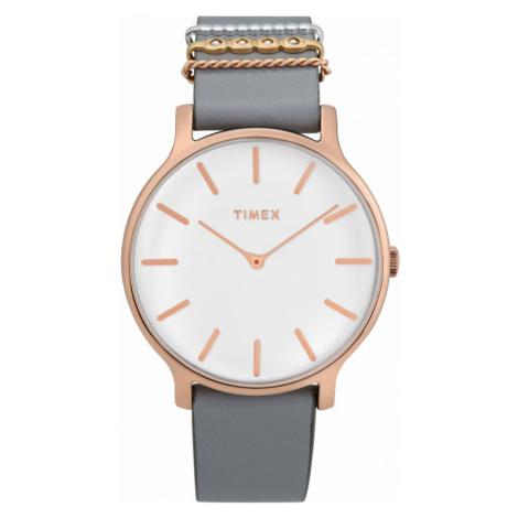 Timex Metropolitan Transcend Watch TW2T45400