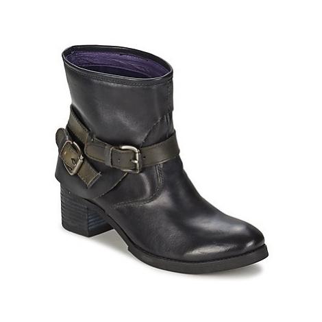 Kdopa TRACY women's Low Ankle Boots in Black
