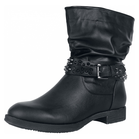 Black Premium by EMP - Walking On Down The Road - Boots - black