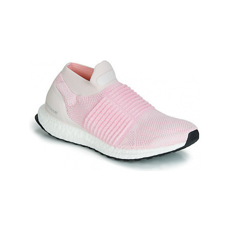 Adidas ULTRABOOST LACELESS women's Running Trainers in Pink