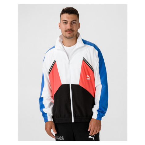 Puma Tailored For Sport Jacket Blue White