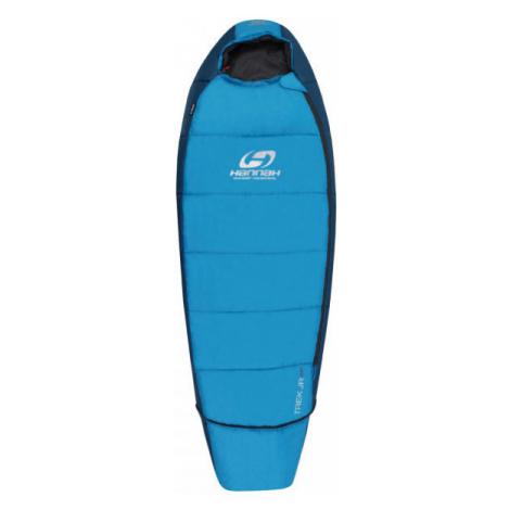 Hannah TREK JR 200 blue - Kids' sleeping bag
