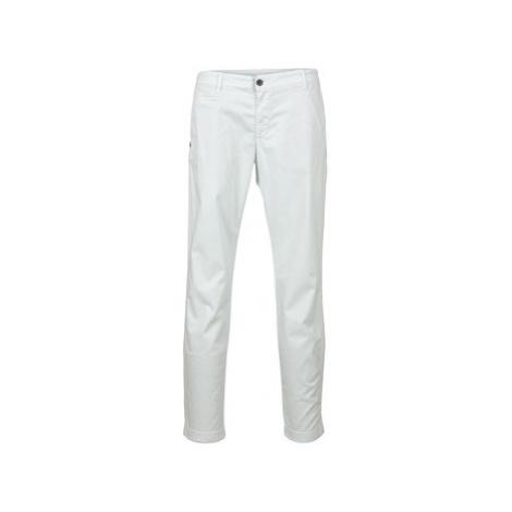 Gaudi FILIPE men's Trousers in White Gaudí